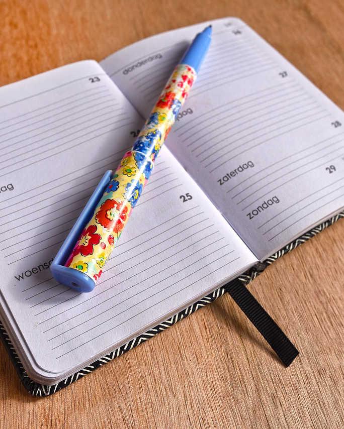 agenda-plannen